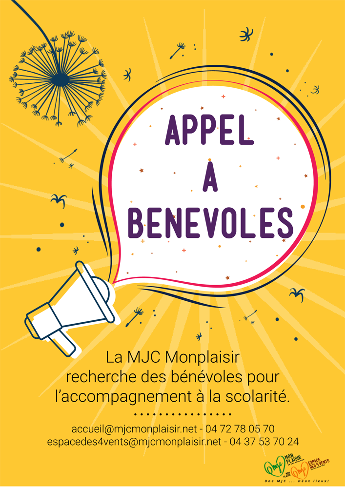 appel à benevole